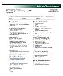 Employee New Hire Forms Free Checklist Template New Hire Word Form Templates Event Employee