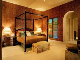 Orange And Brown Bedroom How To Choose The Right Bedroom Curtains Diy