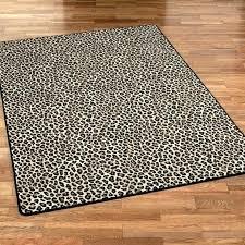 animal print rugs 8 x ideas area leopard rug carpet shaw
