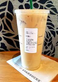 Had to wait a few minutes too long? Iced Coffee At Starbucks Make Sure You Ask For No Classic Syrup In Your Iced Starbucks Dr Healthy Starbucks Drinks Coffee Recipes Starbucks Starbucks Drinks