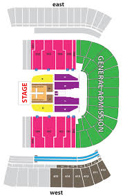 Bayou Country Superfest Seating Chart 2016 31 Unfolded Lsu Tiger Stadium Map