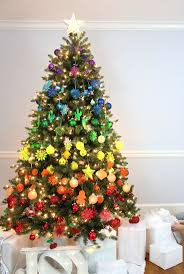 30 Beautiful Christmas Tree Decoration Ideas 2017- DecoratedChristmas Tree  Pictures