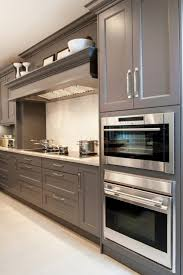 painted gray kitchen cabinetsCharcoal Gray Cabinets Design Ideas