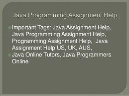 help java programming assignment buy original essays online java programming experts