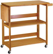 kitchen utility cart. Foldable Prep Kitchen \u0026 Amp Serving Cart Utility Portable Server Home Office NEW