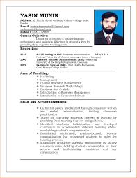 Curriculum Vitae Sample Job Application Necessary Photos Thus Jobs