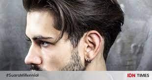 Potongan rambut mandarin gantung panjang. 12 Model Rambut Pria Klasik Yang Paling Hits