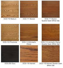 oak wood for furniture. Amish Furniture Wood Stain Oak002 Oak For