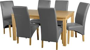 luxury grey leather dining room chairs 20