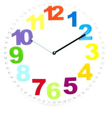 wall clock for kids room kids wall clock clocks for kids circle wall clock and colours wall clock for kids
