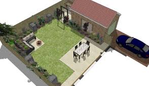 Small Picture Garden Design for Small Gardens Contour Garden Design