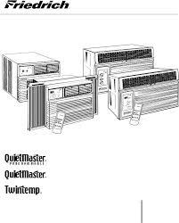 friedrich quietmaster 2009 user manual pdf friedrich quietmaster 2009 user manual