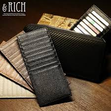our limited carbon leather series rich the genuine leather item of the high quality is affordable