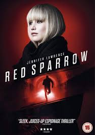 Red Sparrow DVD [UK Import]: Amazon.de: DVD & Blu-ray