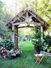 Small Picture The 25 best Garden archway ideas on Pinterest Garden arches