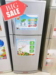 Mua tủ lạnh cũ Sanyo giá rẻ | Tủ lạnh cũ giá rẻ