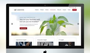 Casewise Website On Behance