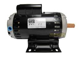 electric motor 3450 rpm 6 4 hp 3450 rpm single phase 240v 56 frame electric air compressor motor 7 8