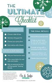 office holiday party planning the ultimate checklist ces the ultimate office holiday party checklist