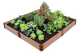 frame it all raised garden bed. Exellent Garden Frame It All 1u0026quot Series 8u0027 X 11u0026quot Composite Raised And Garden Bed L