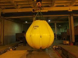 Галерея контрольные грузы наливные компания Ю РАЙС  Контрольный груз 10 тонн Испытания кран балки