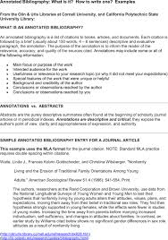Annotated Bibliography Template Download Printable Annotated Bibliography Template For