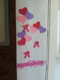 San Valentin Decoration Valentines Day Classroom Door Bulletin Boards Doors