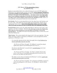 Ideas Immigration Reference Letter Example Template Immigration