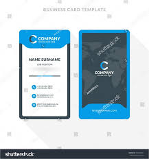 Double Sided Business Cards Template Word Free Elegant Of
