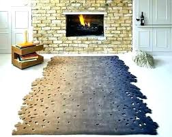 color block area rug odd shaped rugs irregular large ze of modern texture and tufted home