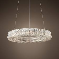 astounding ideas round chandelier light modest modern vintage luxury k9 crystal lighting cristal