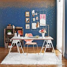 P Sophisticated DIY Office Makeover
