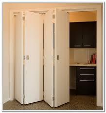 bifold closet doors alternative