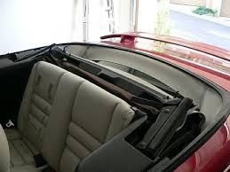 change convertible top on ford mustang