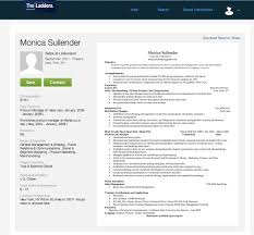 Ladders Recruiter Candidates Detail Page Redesign Chieh Trovel