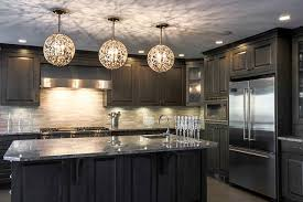 image modern kitchen lighting. Gallery Of Modern Kitchen Light Fixtures Feature Good Island Mini Pendant Lighting A Image