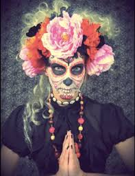la catrina day of the dead makeup tutorial