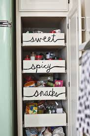 Kitchen Cupboard Interior Storage Home Tour Elsies Kitchen A Beautiful Mess