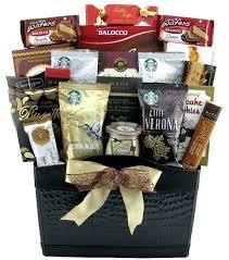 starbucks coffee extravaganza coffee or tea gift baskets canada sendluv