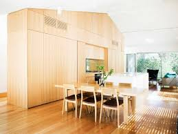 new kitchen designs. New Kitchen With Wood Panelling, McNally House Designs