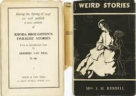 Supernatural Fiction Database, Mrs <b>J.H. Riddell</b>