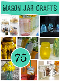 Ways To Decorate Glass Jars Jars Craft Ideas 13