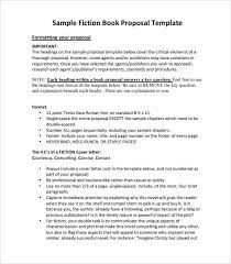 Academic Book Proposal Cover Letter Sample Template Business