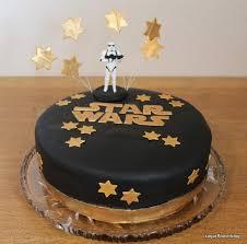 Star Wars Cake Karens Sugar Flower Blog