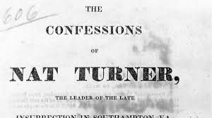 nat turner slave rebellion biography
