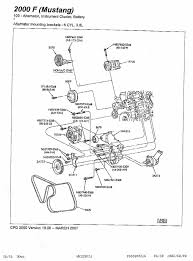 2008 mustang engine diagram 2003 mustang v6 engine overheating and a c issues ford mustang forum click image for larger version