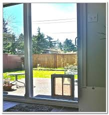 electronic dog door for sliding glass brilliant doors a and patio
