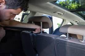 once the baby is in the child seat and you ve done up their belts tighten the other side of the tether strap with the clamp so it matches the first side