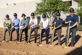 Lge Design Build Lge Design Build Breaks Ground On Laser Components In