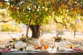 Fall Table Scapes Fall Harvest Tablescape Collaborations By Beau Coup